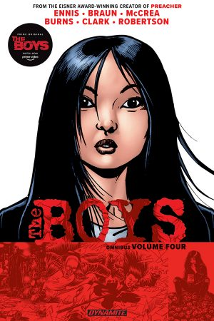 The Boys (Omnibus) Vol.04