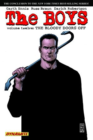 The Boys Vol.12: The Bloody Doors Off