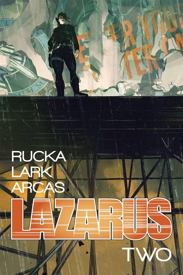 Lazarus Vol.02: Lift