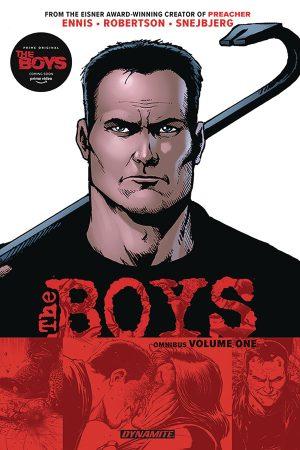 The Boys (Omnibus) Vol.01