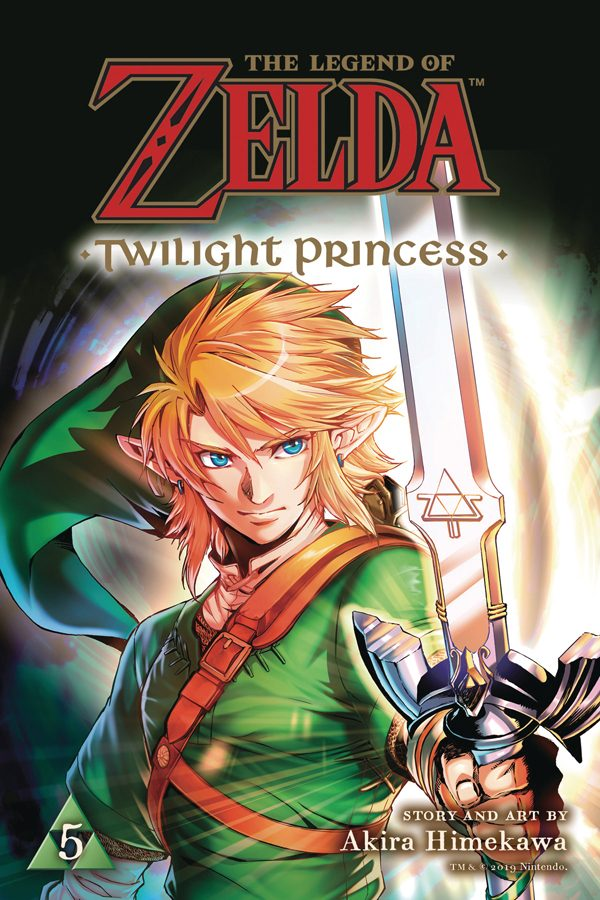 Legend Of Zelda: Twilight Princess Vol.05