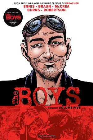 The Boys (Omnibus) Vol.05