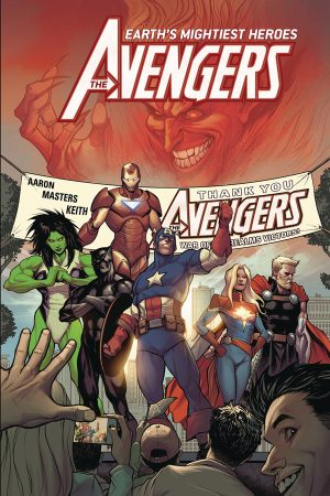 Avengers by Jason Aaron Vol.04: War of the Realms