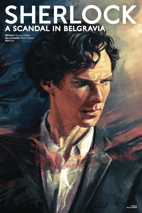 Sherlock: A Scandal in Belgravia #1