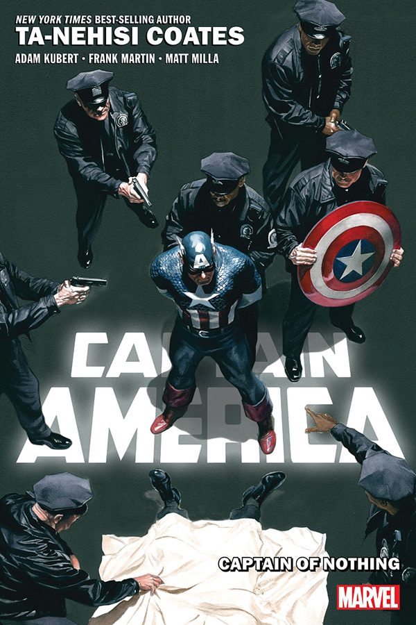 Captain America Vol.02: Captain of Nothing
