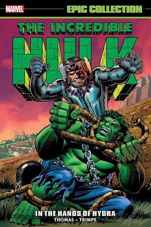 Incredible Hulk: In the Hands of Hydra