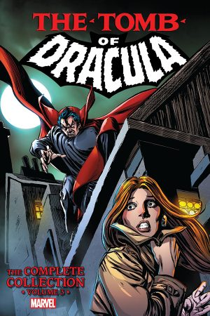 Tomb of Dracula: The Complete Collection Vol.03