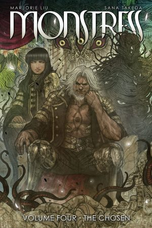 Monstress Vol.04: The Chosen