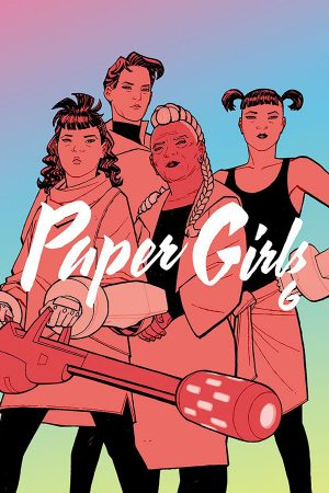 Paper Girls Vol.06