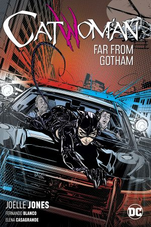 Catwoman Vol.02: Far From Gotham