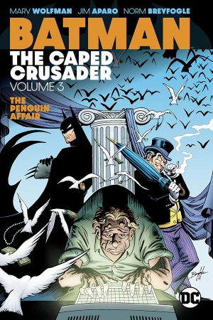 Batman: Caped Crusader Vol.03