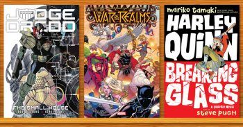 Graphic Novel Top 20 Chart: August 2019