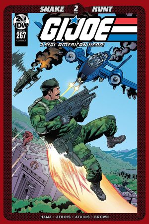 G.I. Joe: A Real American Hero #267
