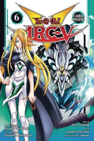 Yu-Gi-Oh: Arc V Vol.06