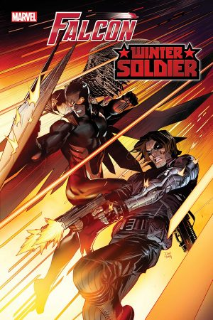 Falcon and the Winter Soldier #1