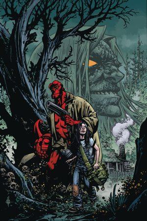 Hellboy and the B.P.R.D.: Return of Effie Kolb #1