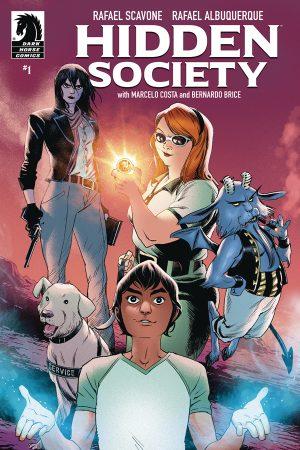 Hidden Society #1