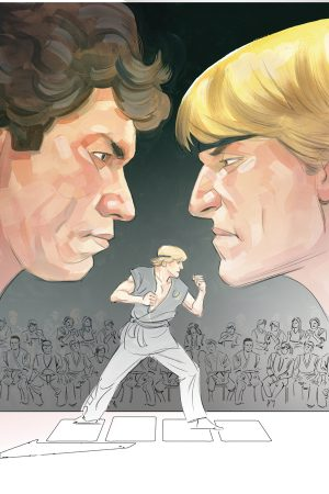 Cobra Kai: Karate Kid Saga Continues #1 (Director's Cut)