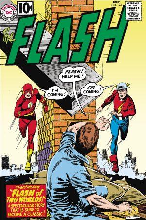 Flash #123 (Facsimile Edition)