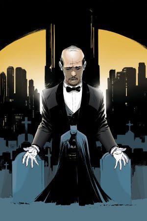 Batman: Pennyworth R.I.P. #1
