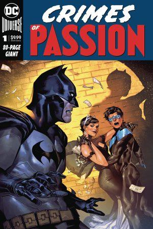 DC: Crimes of Passion #1