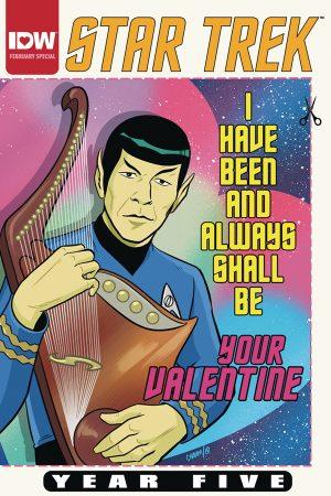 Star Trek: Year Five - Valentine's Day Special