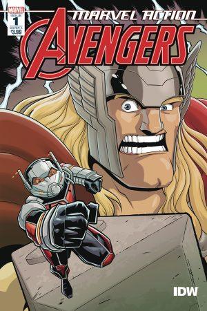 Marvel Action: Avengers (2020) #1