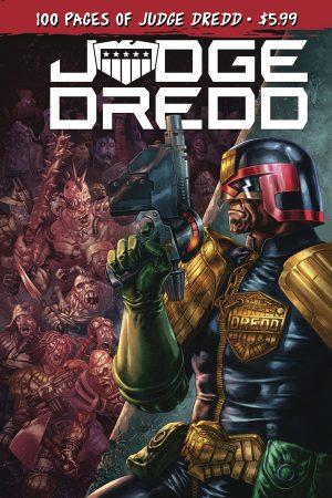 Judge Dredd: 100 Page Giant