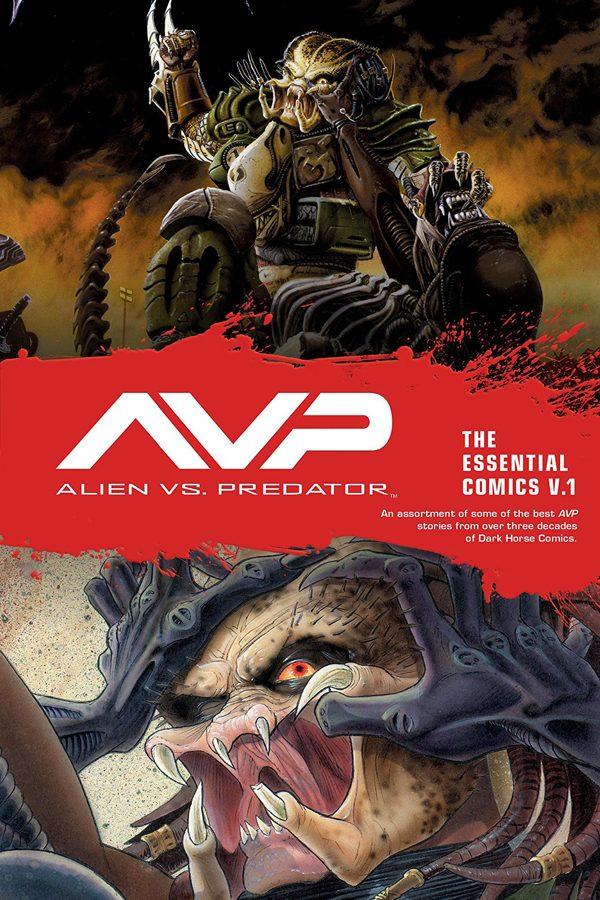 Aliens vs Predator: Essential Comics Vol.01