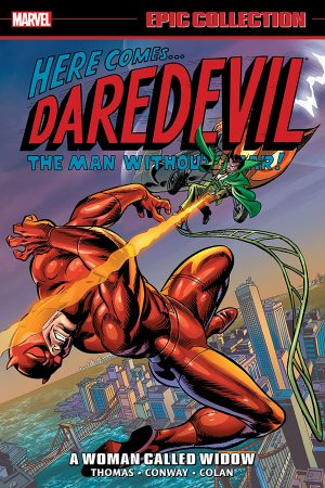 Daredevil: A Woman Called Widow