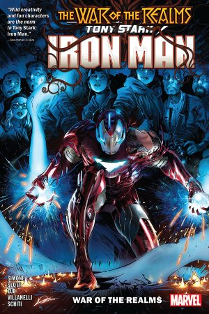 Tony Stark - Iron Man Vol.03: War of the Realms