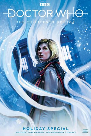 Doctor Who: 13th Doctor Holiday Special #1