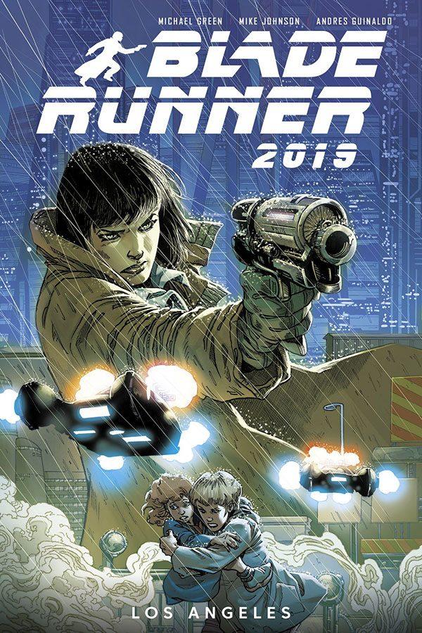 Blade Runner 2019 Vol.01