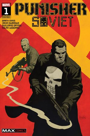 Punisher: Soviet (2019-) #1
