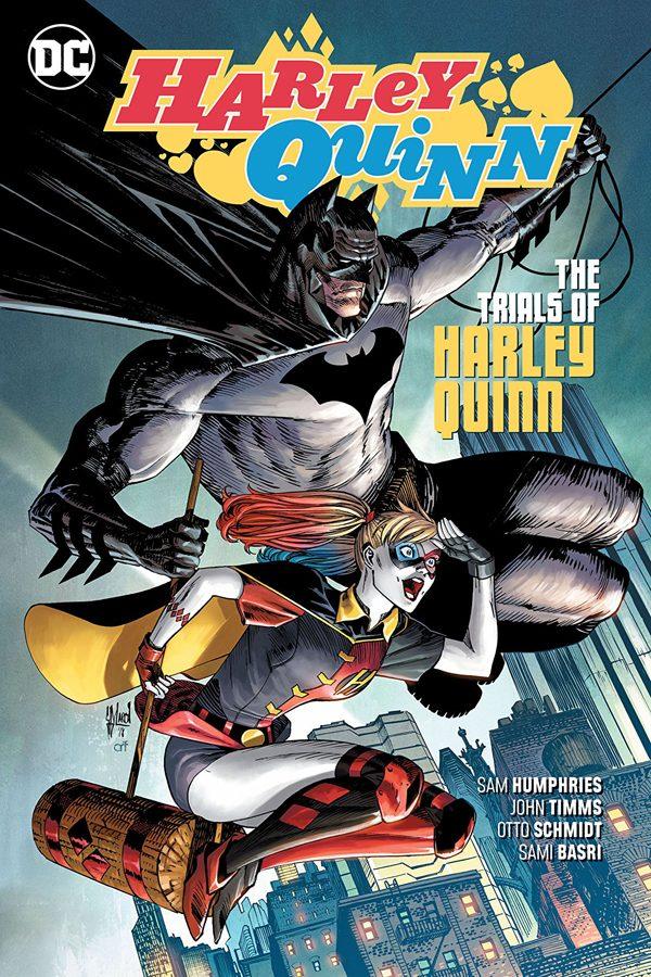 Harley Quinn Vol.03: The Trials of Harley Quinn