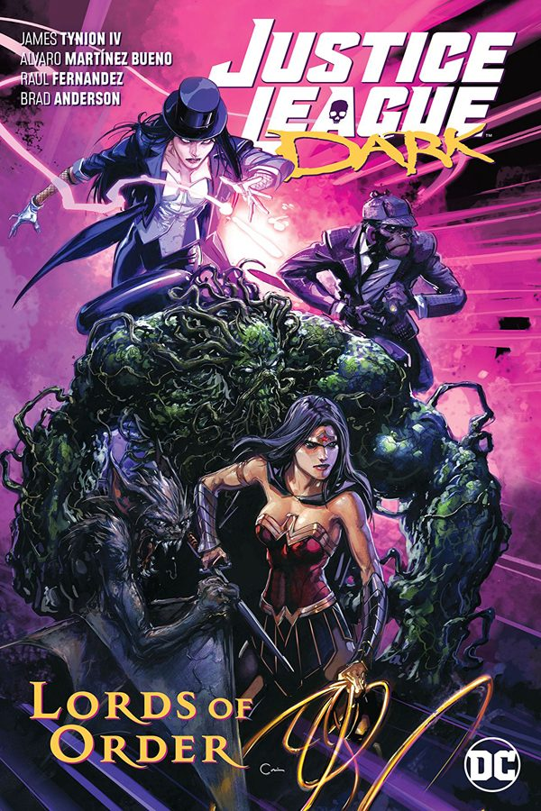 Justice League Dark Vol.02: Lords of Order