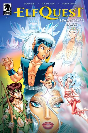 ElfQuest: Stargazer's Hunt #1
