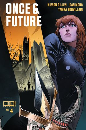 Once and Future #4