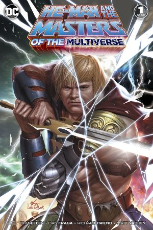 He-Man and the Masters of the Multiverse (2019-) #1
