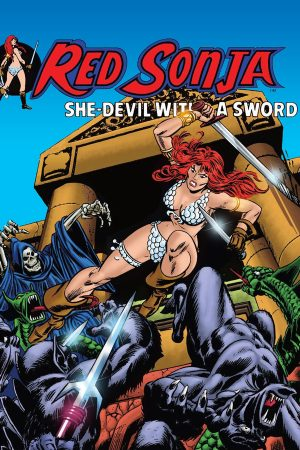 Back Issues: Red Sonja