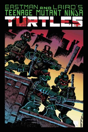 Back Issues: Teenage Mutant Ninja Turtles