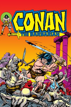 Back Issues: Conan