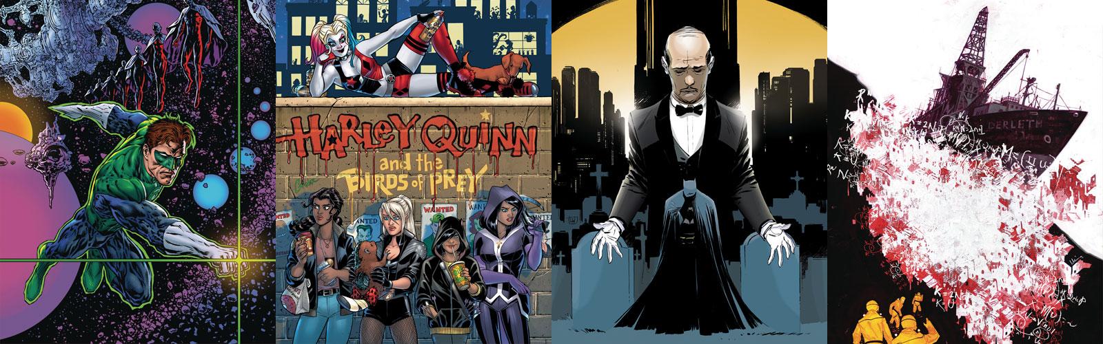 Solicitations: February 2020 – DC Comics