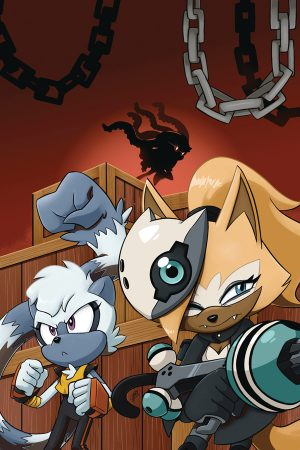 Sonic the Hedgehog: Tangle and Whisper Vol.1