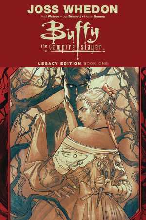 Buffy the Vampire Slayer: Legacy Edition Vol.1