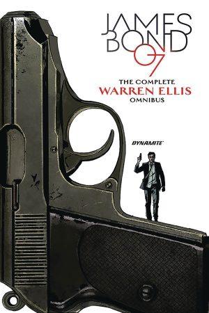 James Bond: Complete Warren Ellis Omnibus