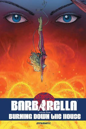 Barbarella Vol.03: Burning Down the House