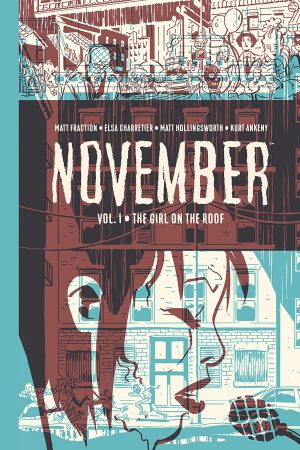 November Vol.01: Girl on the Roof