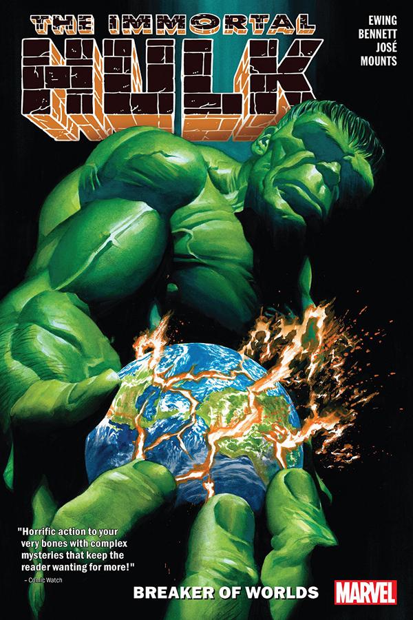 Immortal Hulk Vol.05: Breaker of Worlds