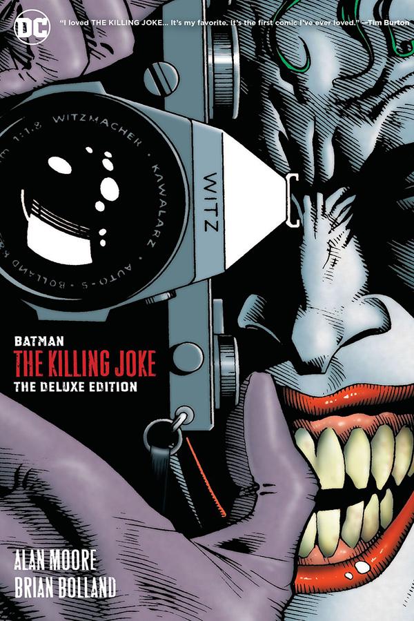 Batman: The Killing Joke (New Deluxe Edition)